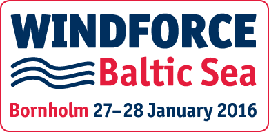 WINDFORCE Baltic Sea - Conference for Offshore Wind-Energy