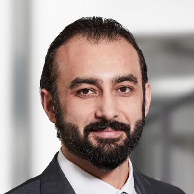 Hanif Mashal